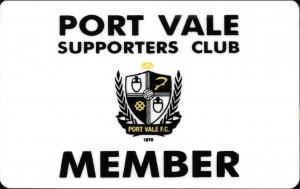PVSC Membership Card