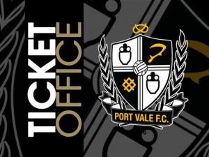port Vale Tickets
