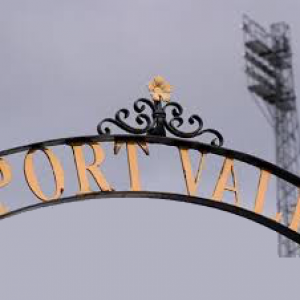 Port Vale Social Sign