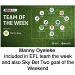 EFL 20180915-Team of the Week
